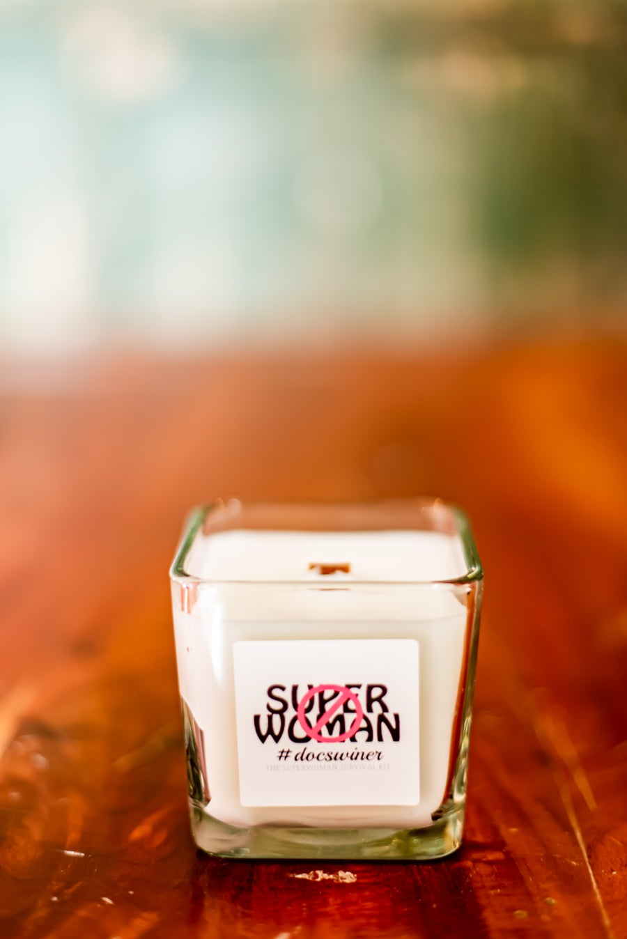 Image of The Superwoman Candle