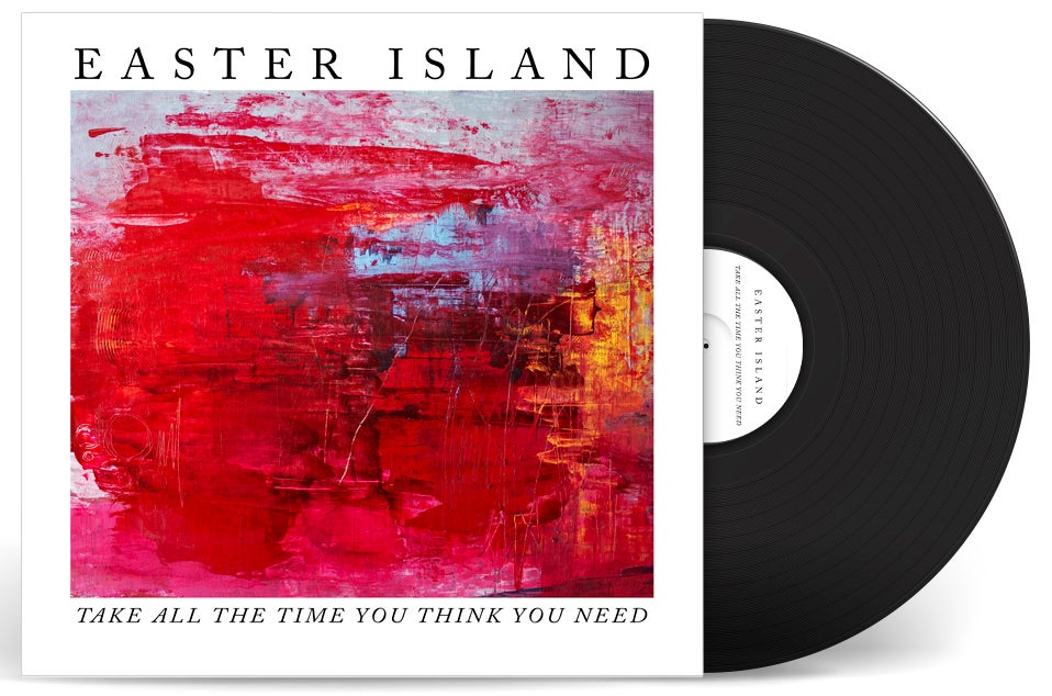 """Image of """"Take All The Time You Think You Need"""" Vinyl LP"""