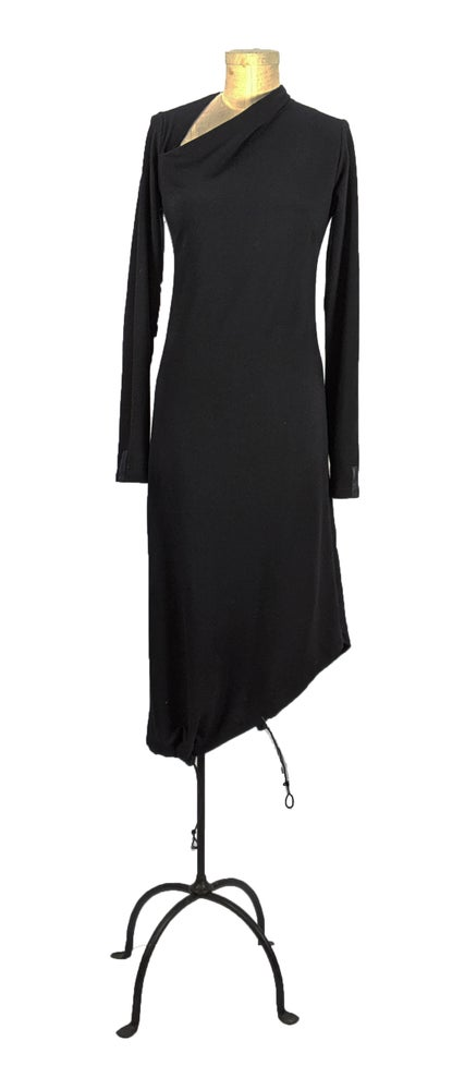 Image of Vatican dress black