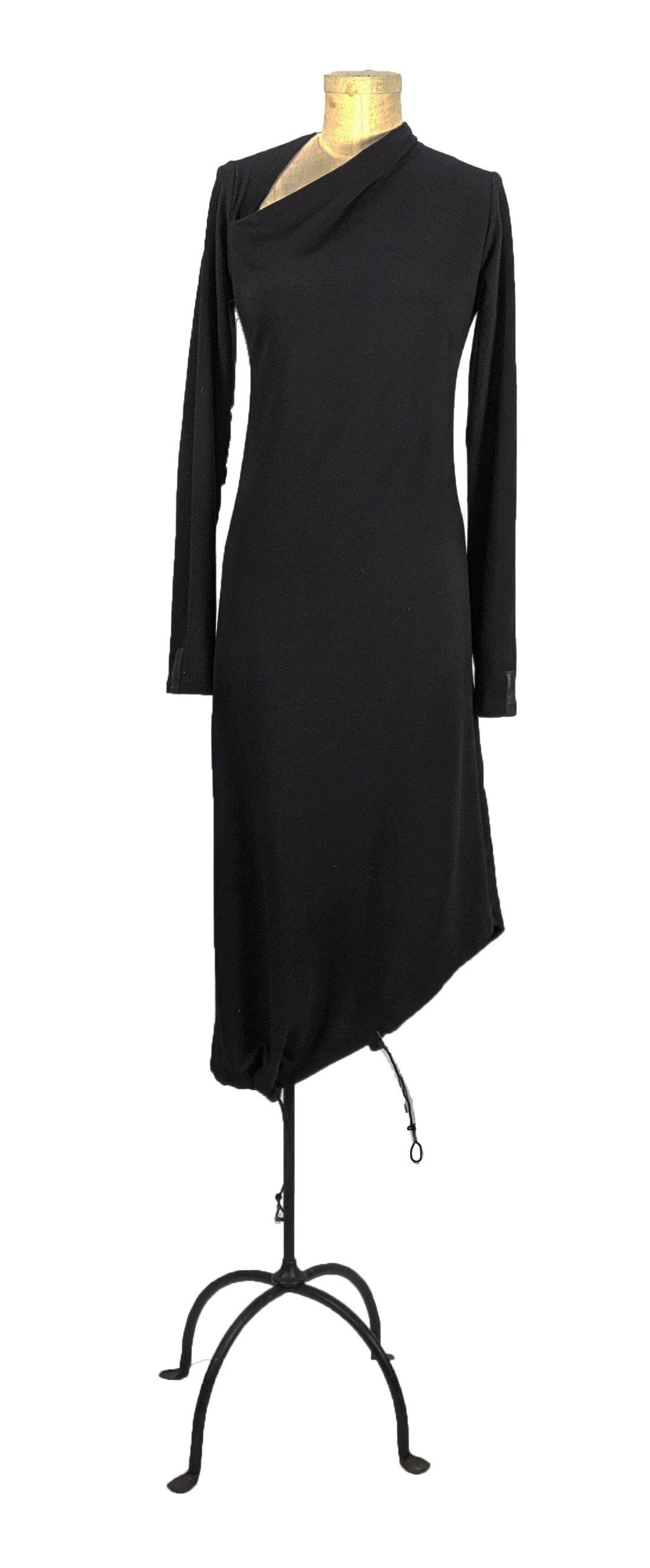 Image of Vatican dress black