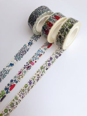 Washi Tape - 5 Different Tapes