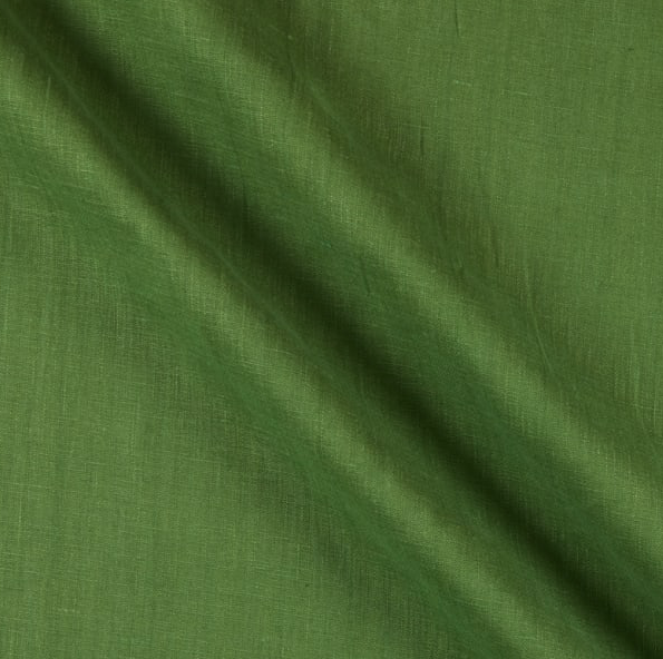 Image of European 100% Linen Woodland Shade