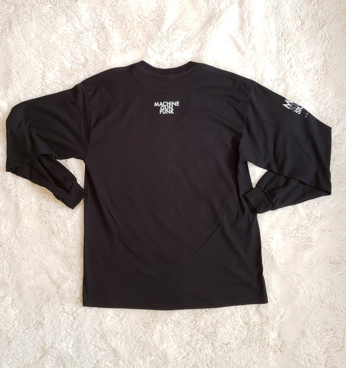 Image of Machine Gun Funk Long Sleeve