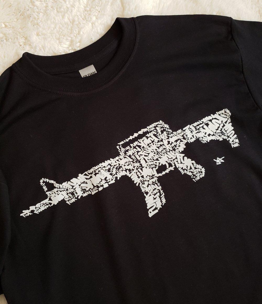 Image of Machine Gun Funk Long Sleeve