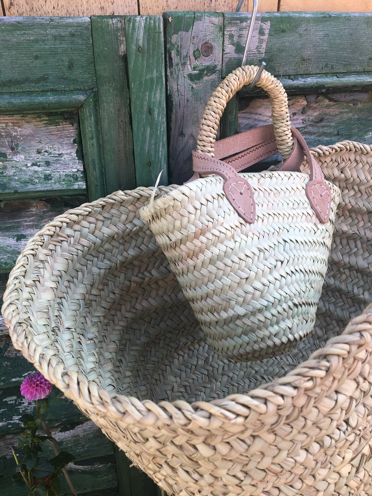 Baby French Basket