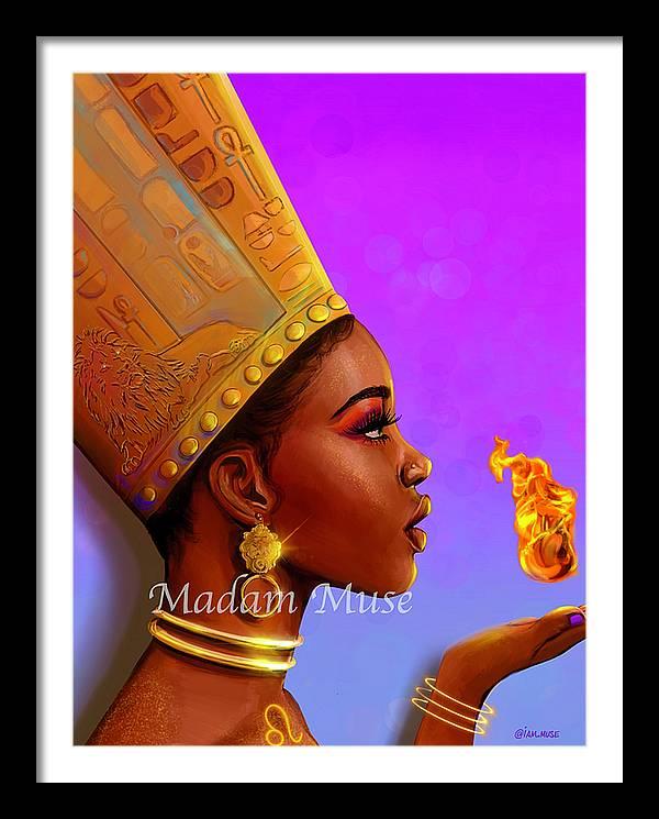 """Image of """"Queen Leo"""" Prints"""