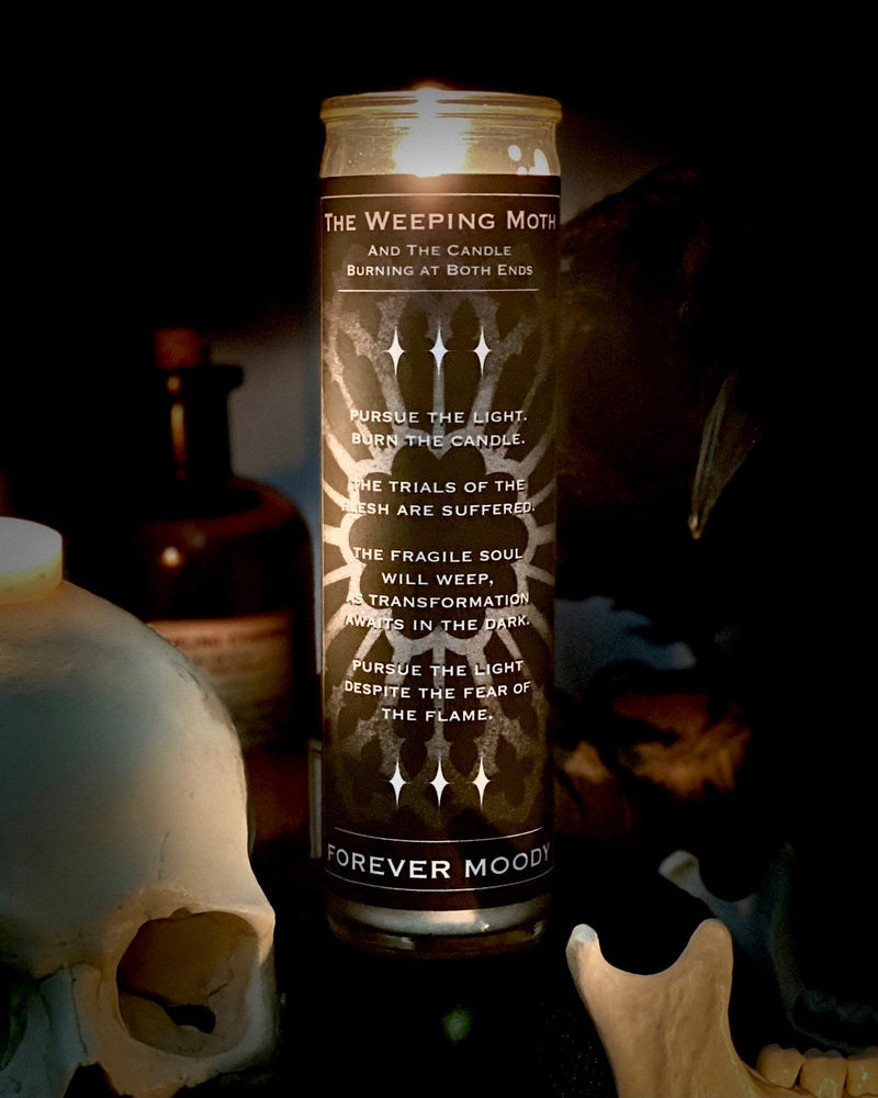 Image of In Pursuit of Light Candle