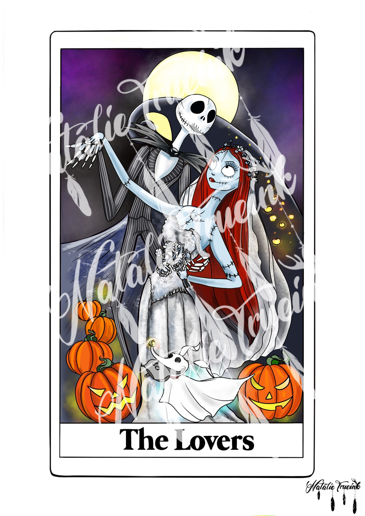 Jack and Sally- The Lovers