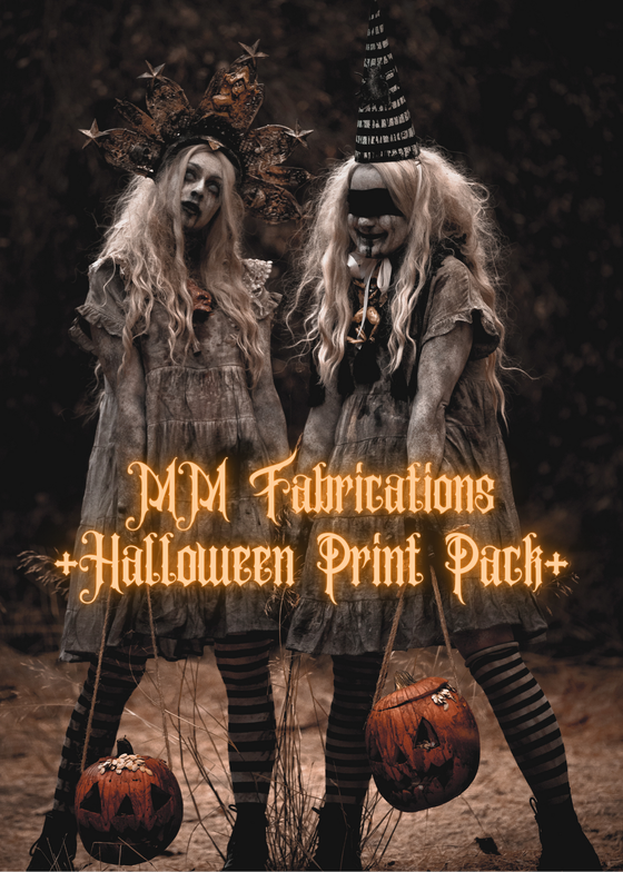 Image of MM's Halloween Print Pack