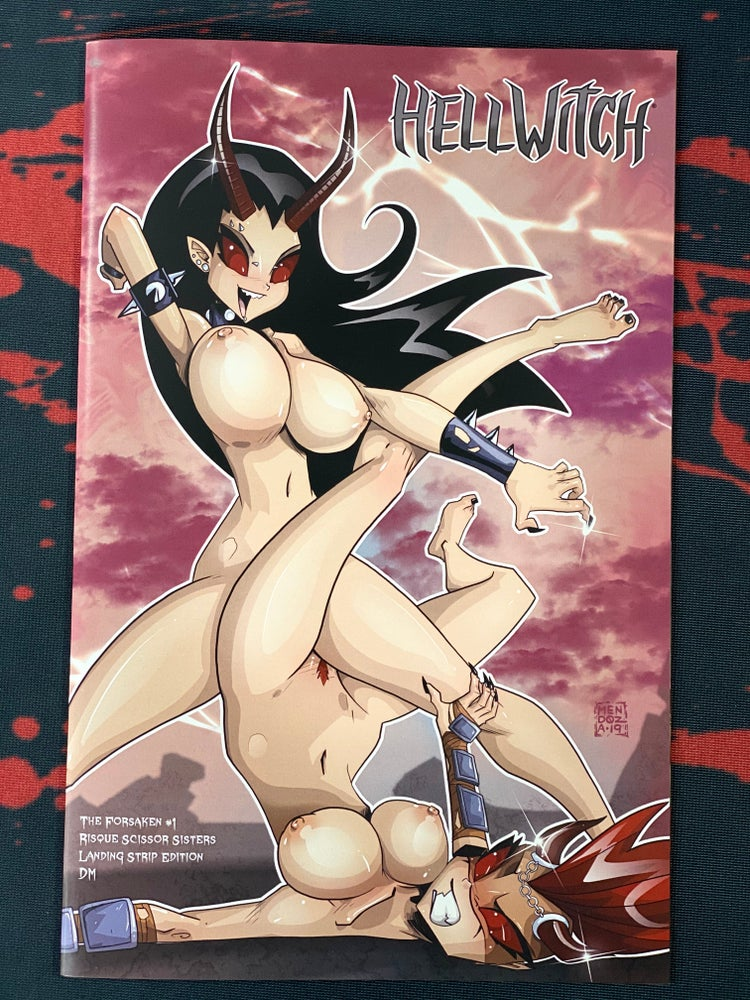 Image of HELLWITCH Comic
