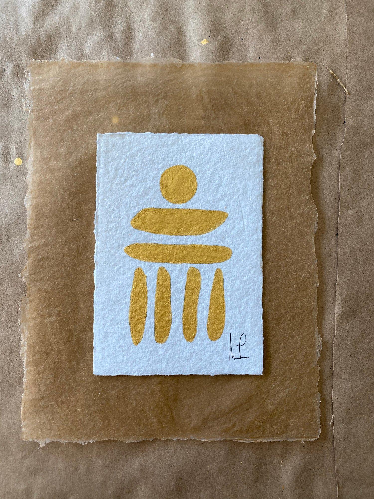 Image of ML - Handmade Paper/Vellum Paper