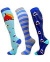 Shark Compression Socks