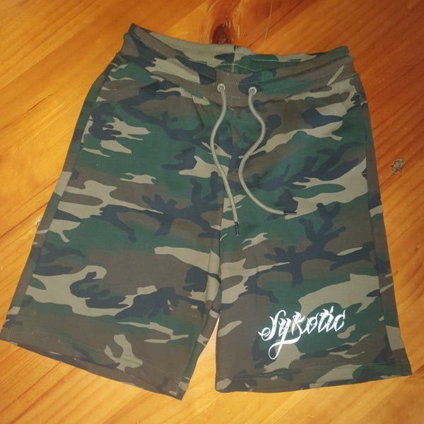 Image of OG Shorts (Camo)