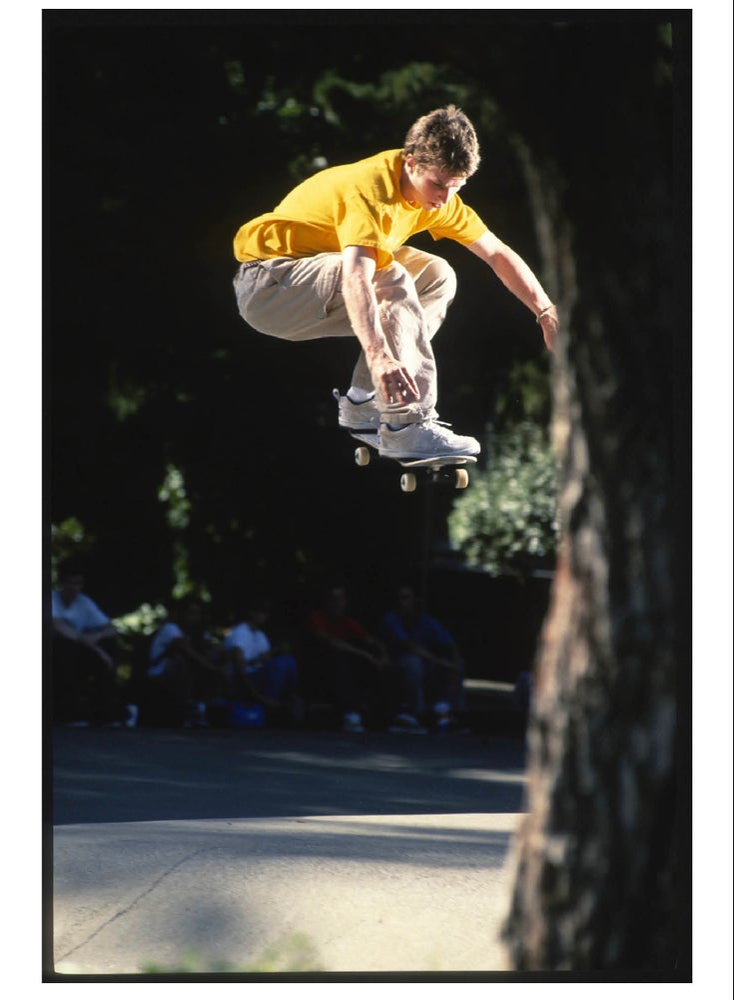 Keith Hufnagel Benicia, CA 1997 by  Tobin Yelland