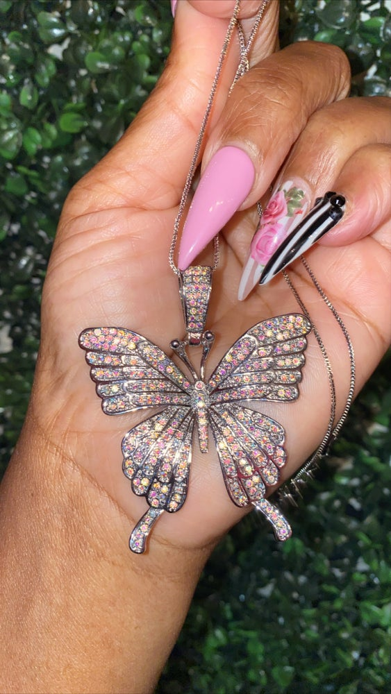 Image of Blingy Butterfly