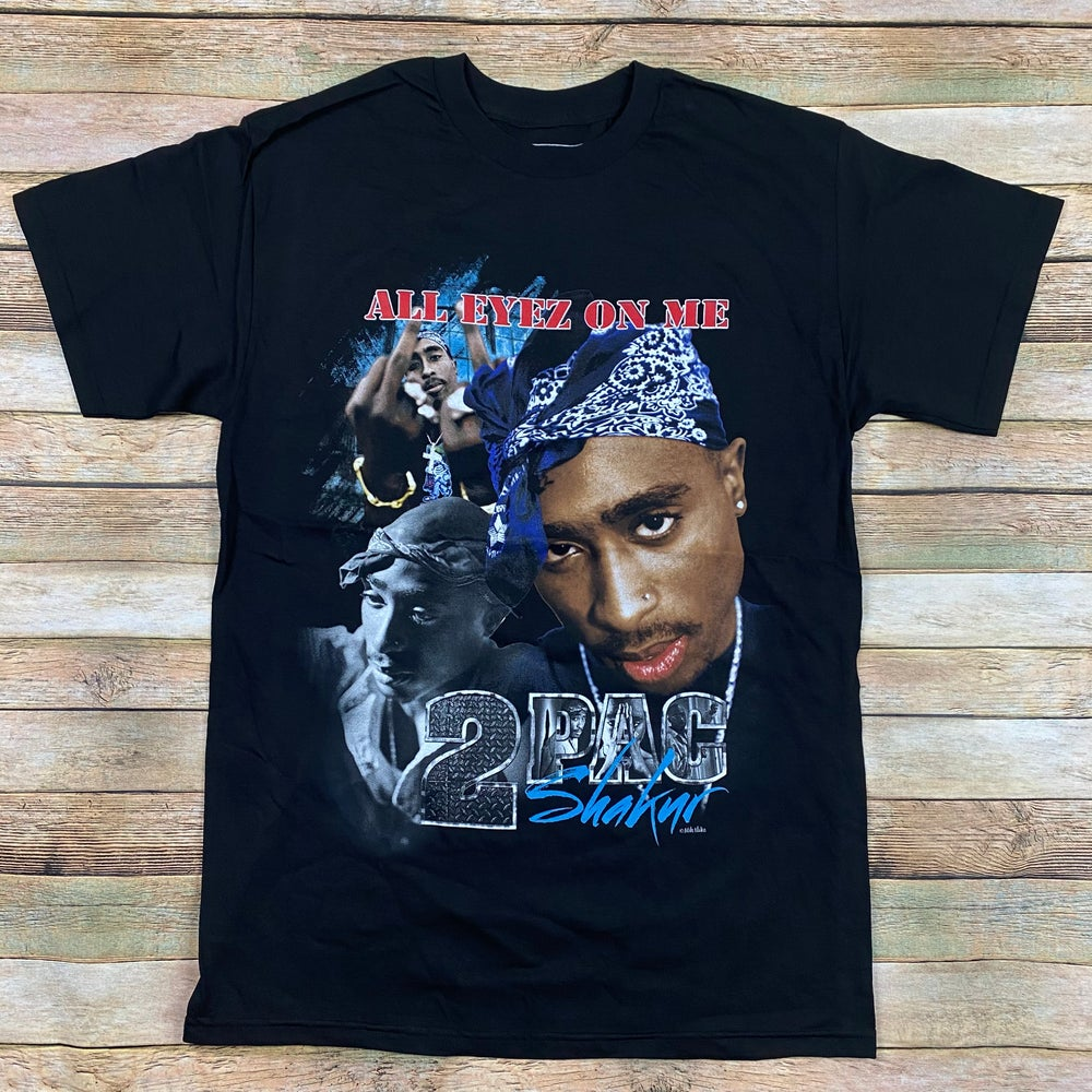 Image of 2Pac All Eyez on Me T-Shirt