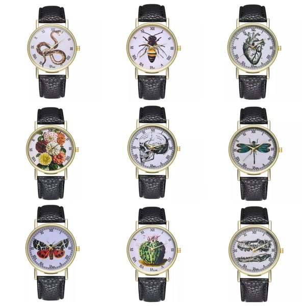 Image of Natural History Watch (Assorted)