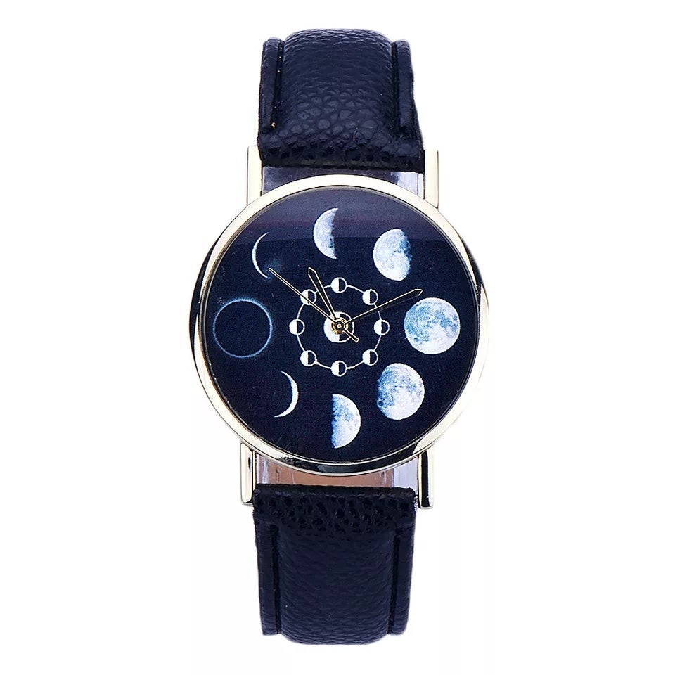 Image of Lunar Moon Phases Watch