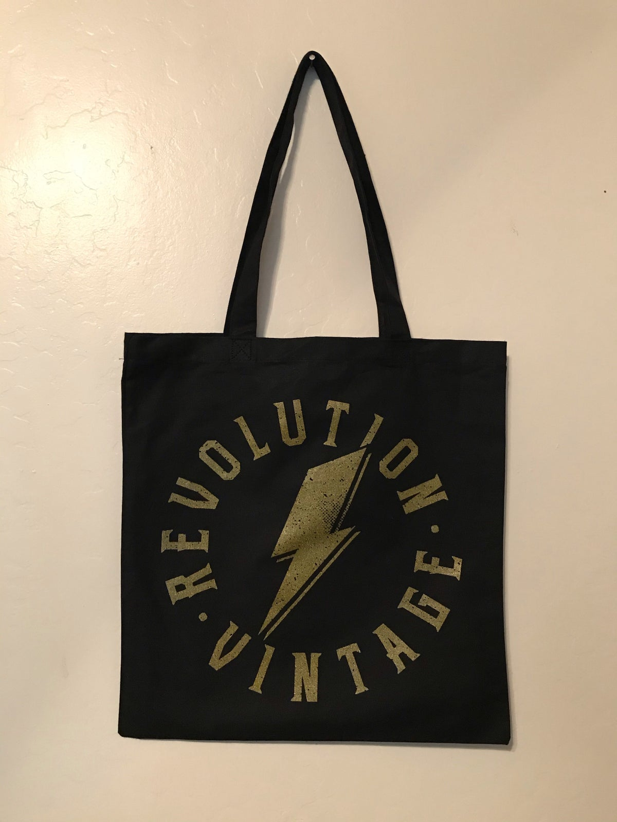 Image of Revolution Vintage Tote Bags