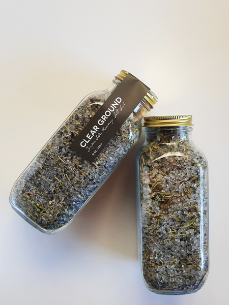 Image of CLEAR GROUND SOAKING SALTS