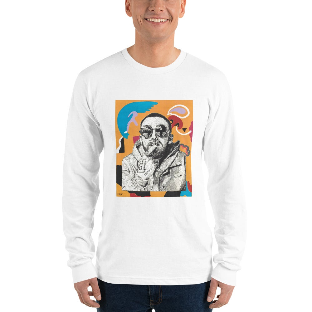Image of Long Sleeve Mac Tee