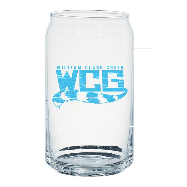 Image of Pint Glass - Blue Print