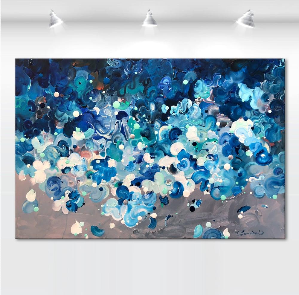Image of Passion de maris - 152x101cm