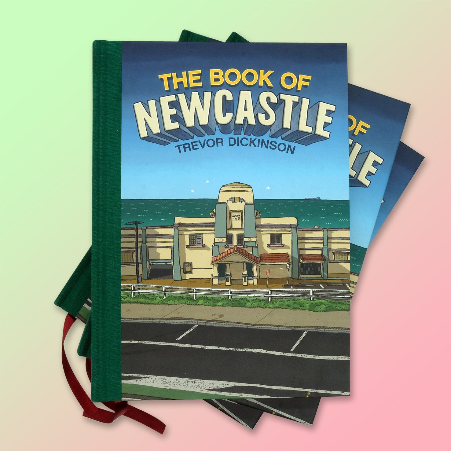 Image of The Book of Newcastle
