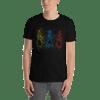 Guitar Galaxy - Men's T-Shirt