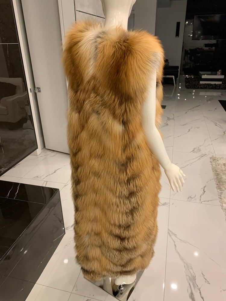Image of Victoria Fur Vest or Coat