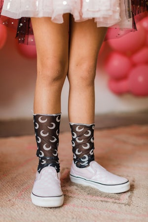 Image of Crescent Moon Socks