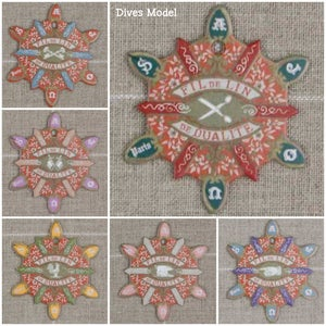 Image of Sajou Thread Cards