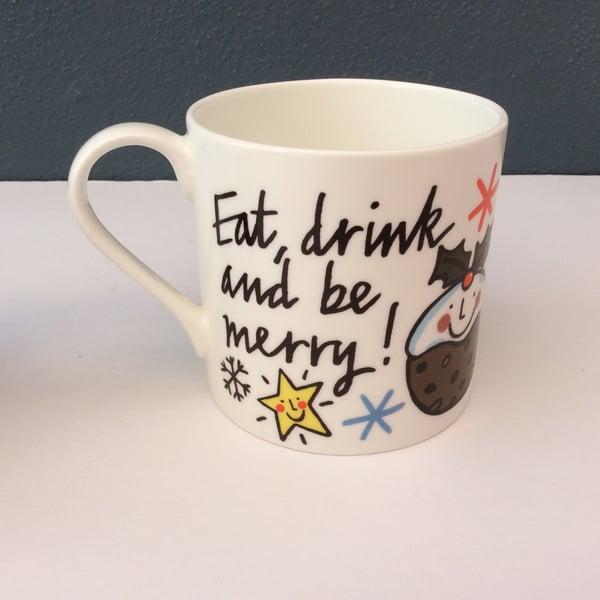 Image of Christmas cups