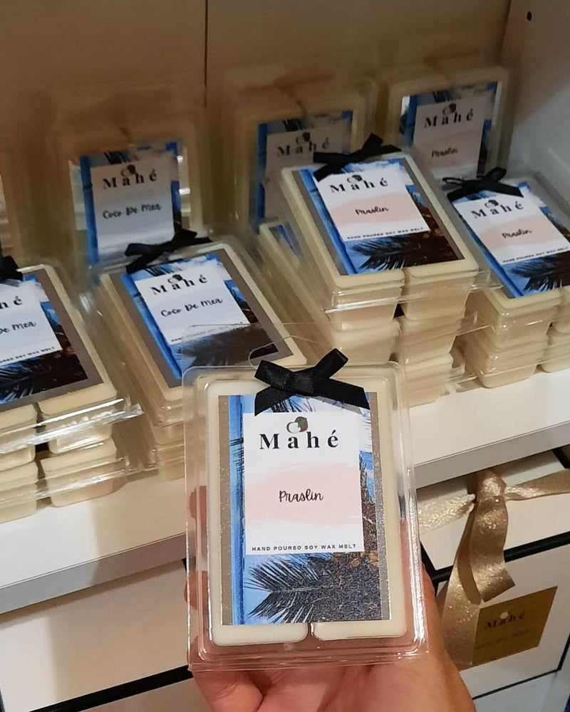 Image of Praslin Soy Wax Melts
