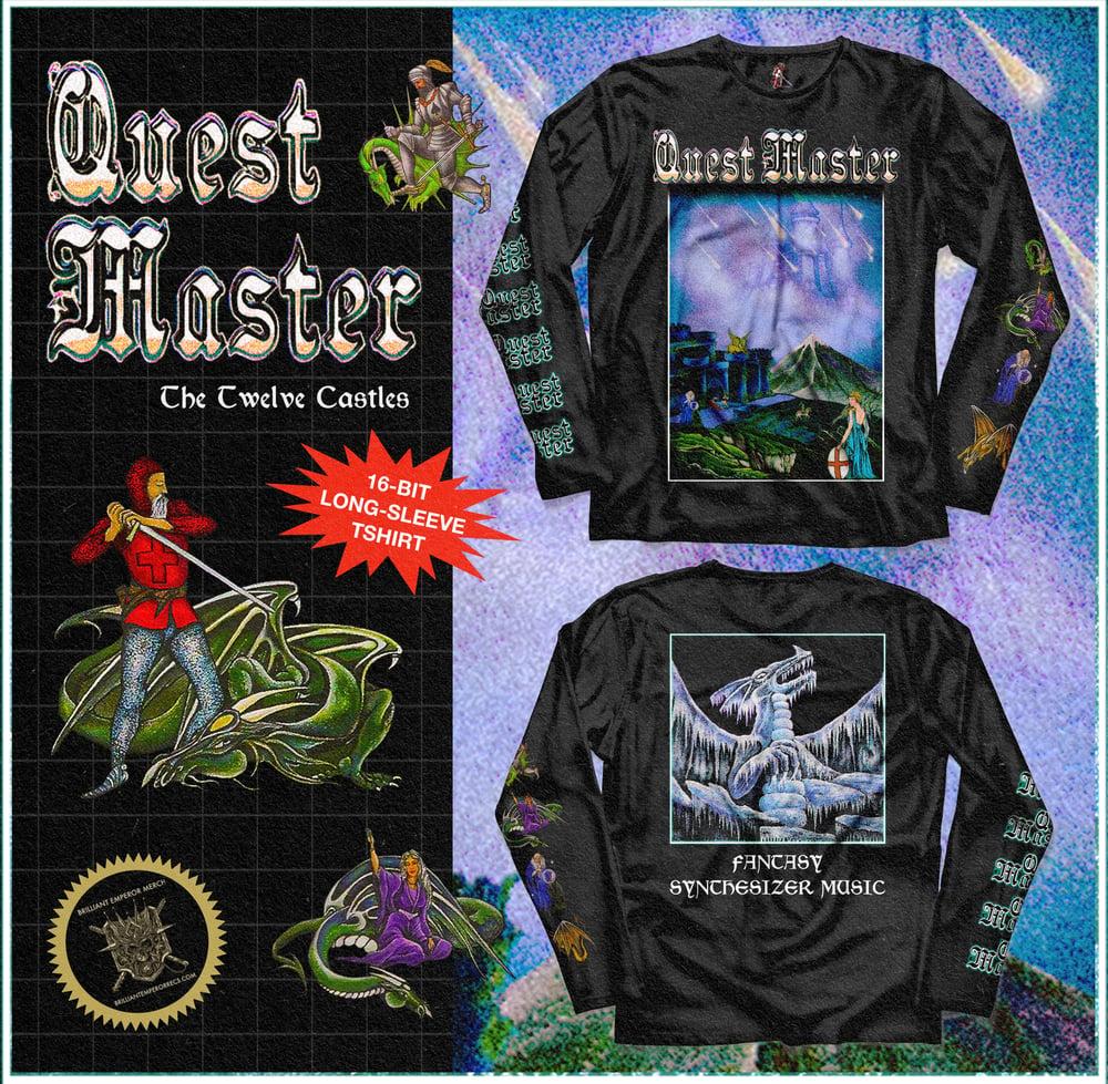 "Quest Master ""The Twelve Castles"" Long-sleeve/T-shirt"