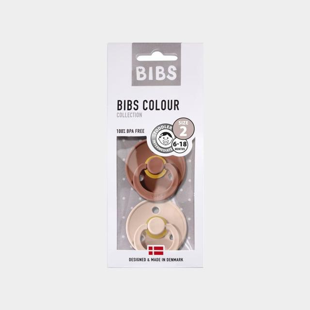 Image of Bibs Colour Burlwood / Pink