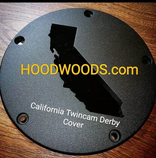 Image of California Twincam Derby Cover