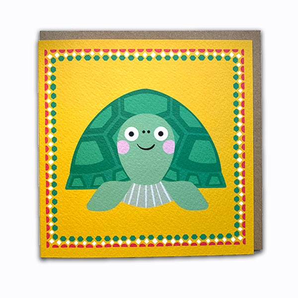 Image of Turtle Card