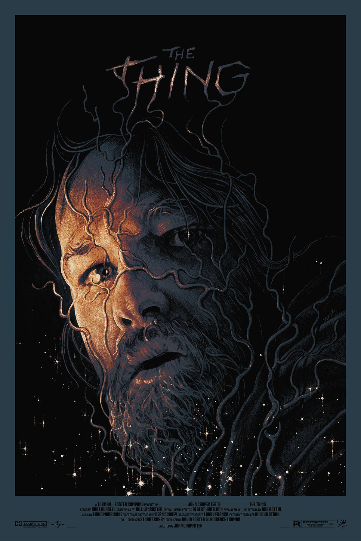 Image of The Thing Flamethrower Variant