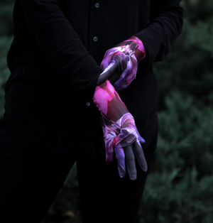 Image of EROICA PAINTINGS SERIE B FASHION GLOVES