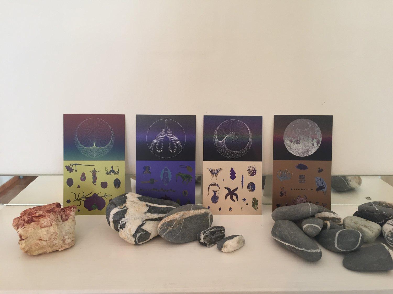 Image of Futur 2010 x Marine Tordjemann - Dans les lunes. (40 copies classiques / 20 copies premiums)