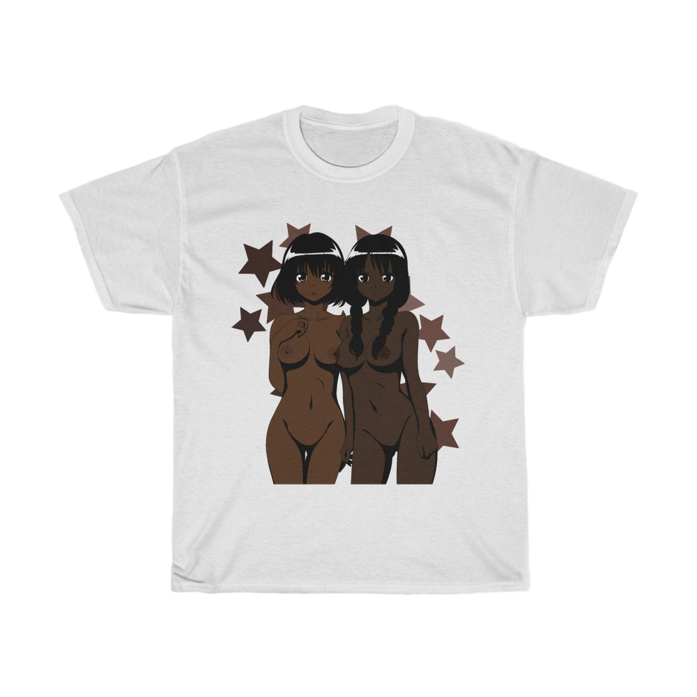 Image of BLACK GIRL SUPER STAR POWER T-SHIRT