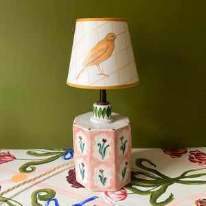 Image of Canary Lampshade
