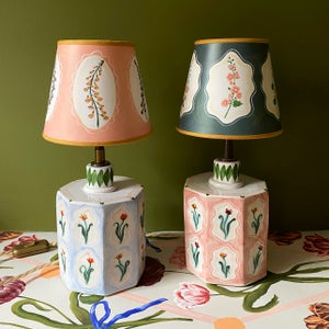 Image of Foxglove Lampshade
