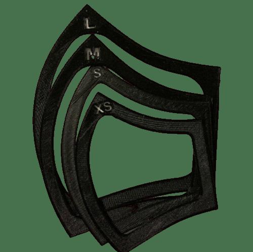 Reusable Mask Template