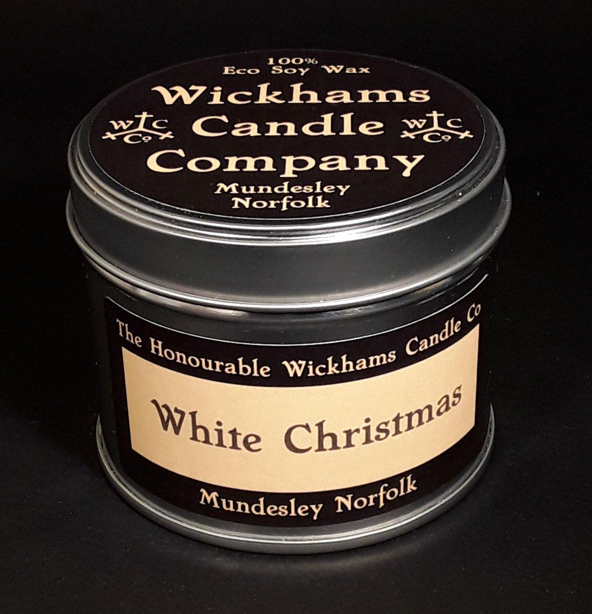 Image of White Christmas (Vegan/GM free)