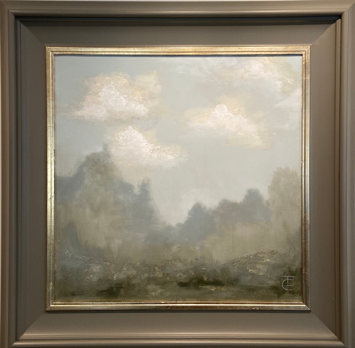 Image of Abstract Landscape 51x51