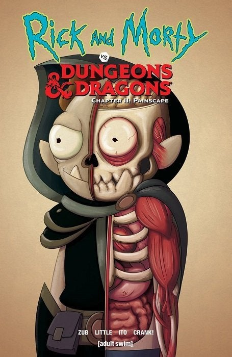Rick & Morty VS Dungeons & Dragons Vol. 2