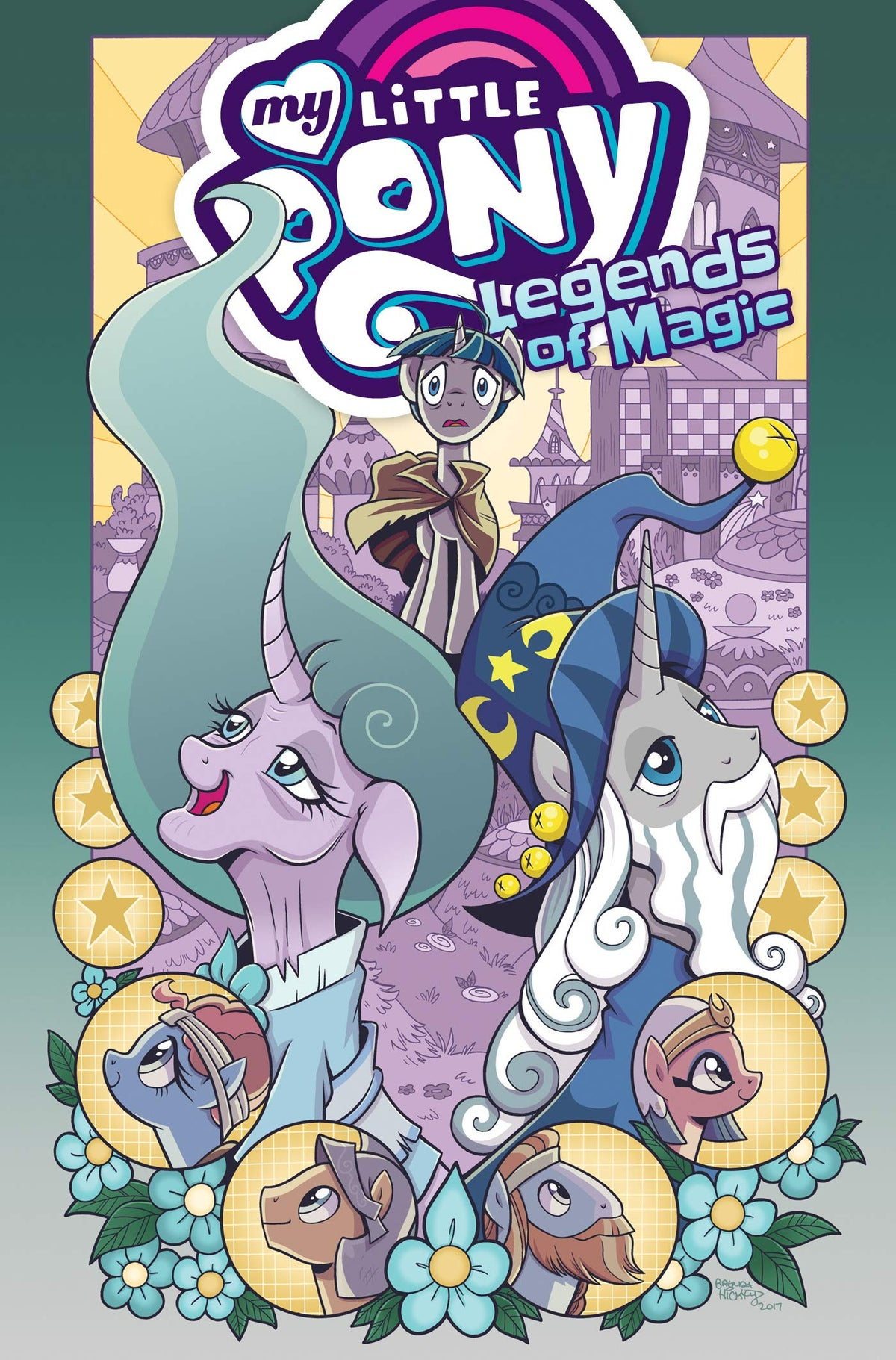My Little Pony: Legends of Magic (Omnibus)