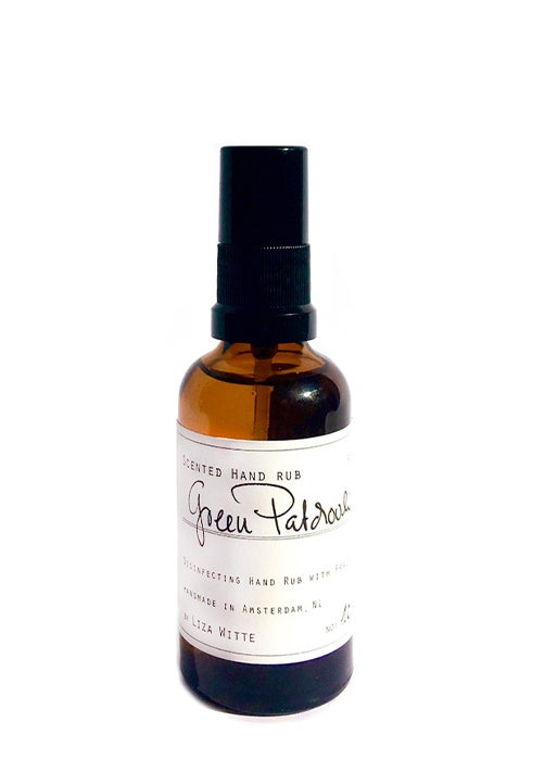 Image of Green Patchouli Hand Rub